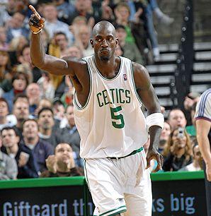 NBA B.CELTICS No.5 ケビン ...
