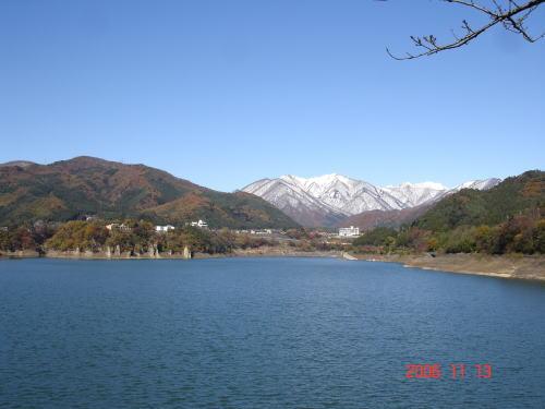 赤谷湖畔・2006年11月15日
