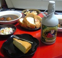 セバスチャンとチーズ
