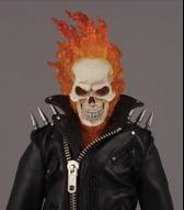 Ghost Riderのフィギア