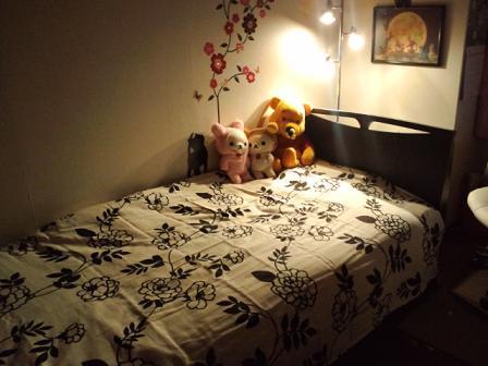 newベッド♪
