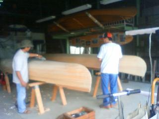 Tide Wood カヌー工房 越谷3