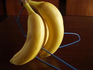バナナ掛け