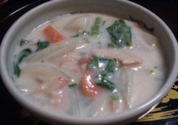 田舎風スープ