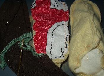 靴下カバー1