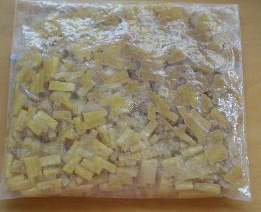 さつま芋加工冷凍