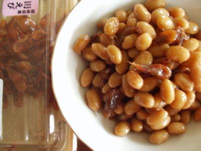 エビ煮豆2