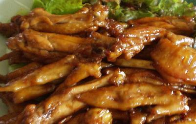 鶏手羽のやわらか煮