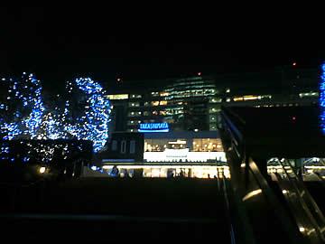 サザンテラス・クリスマス