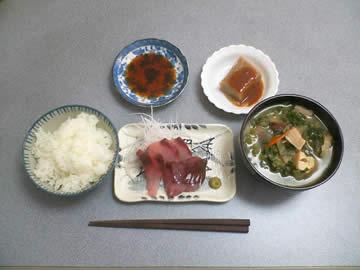 イシカワ経営企画研究所の昼食