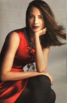 Chrisy Turlington