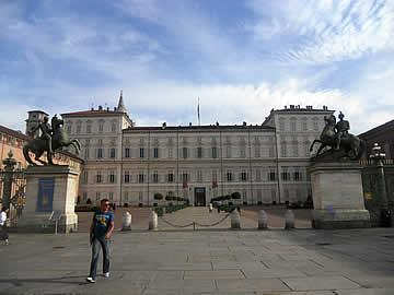 サヴォイア王家の王宮群の画像 p1_3