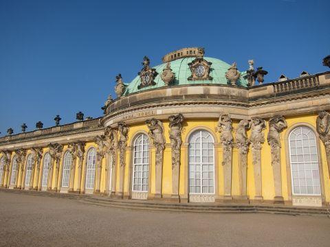 サンスーシ宮殿の画像 p1_12
