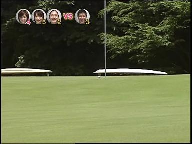 07.08.22. あややゴルフ2 チップイン欲しいっ