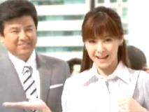 松浦亜弥さん専門ブログ 洋服の青山2008春 あやや01.JPG