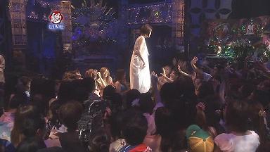 あやや 07.08.18. 魁!音楽番付2007 夏フェス生放送SP! ちかい(汗)