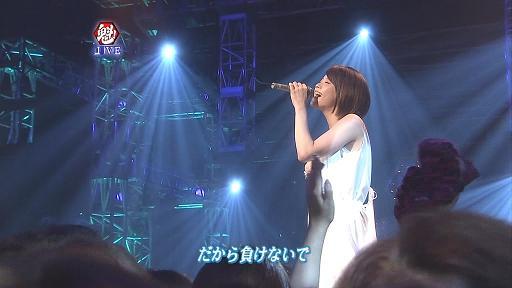 あやや 07.08.18. 魁!音楽番付2007 夏フェス生放送SP! 歌部分