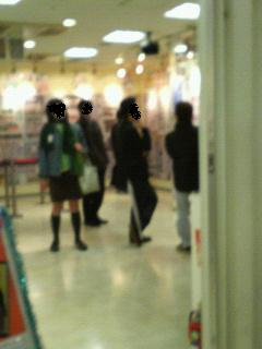 ハロショ渋谷店内