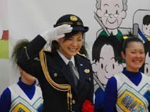 松浦亜弥さんブログ あやや一日交通部長5.jpg