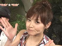 松浦亜弥さんブログ 20080422 コラボ☆ラボ CHAGE&あやや2.jpg