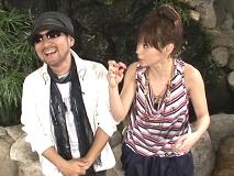松浦亜弥さんブログ 20080422 コラボ☆ラボ CHAGE&あやや3.jpg