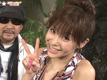 松浦亜弥さんブログ 20080422 コラボ☆ラボ CHAGE&あやや8.jpg