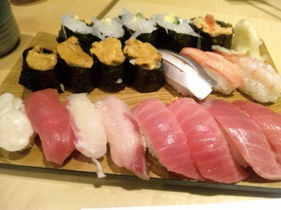 雛寿司・4