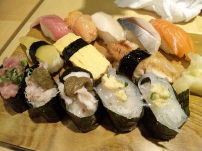 雛寿司・7