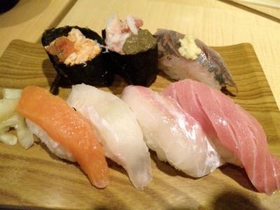 雛寿司・8
