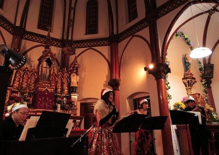 H21教会コンサート