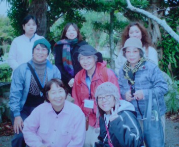 山田邸での集合写真!
