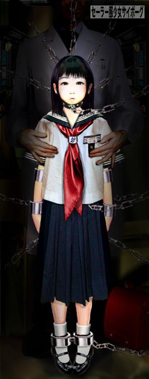 セーラー服 小学生 女児 衣替え 夏服