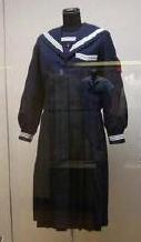 金城学院 日本最古のセーラー服 名古屋襟