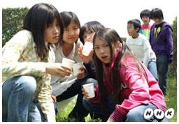 中学生日記 女子中学生