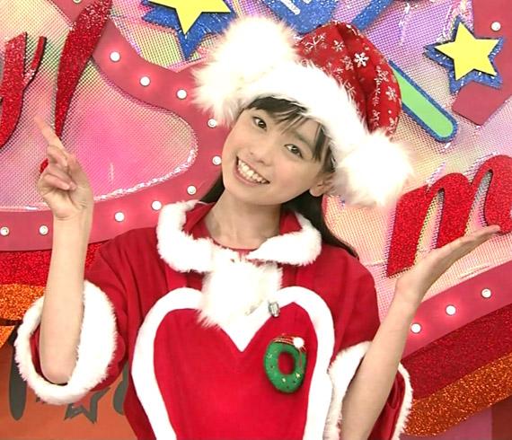 福原遥 クッキンアイドル アイ!マイ!まいん! クリスマス
