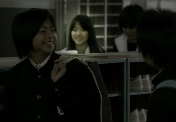藤井絵里 バレンタイン セーラー服 女子中学生 中学生日記 名古屋襟 セーラー服