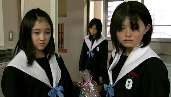 バレンタイン セーラー服 女子中学生 中学生日記 名古屋襟 セーラー服