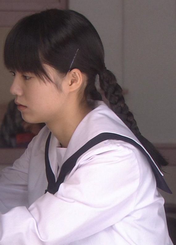 宮崎あおい セーラー服 襟カバー 連続テレビ小説 純情きらり
