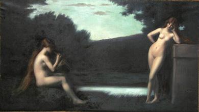 フランス絵画の19世紀 横浜美術...