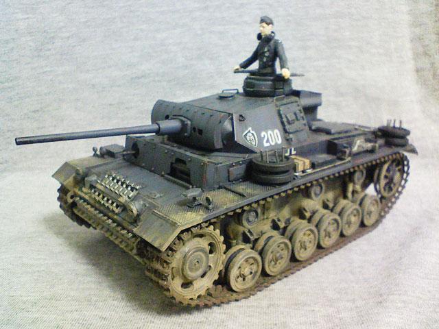III号戦車L型 | mono-eye(limited-edition) - 楽天ブログ