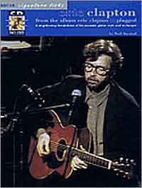ERIC CLAPTON - FROM THE ALBUM UNPLUGGED[CD付].jpg