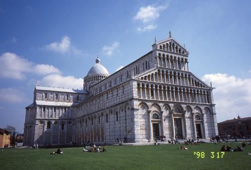 ピサ大聖堂の画像 p1_14