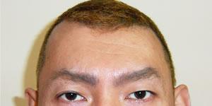 ゴルゴ眉毛