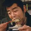 オカラを食う花山大吉