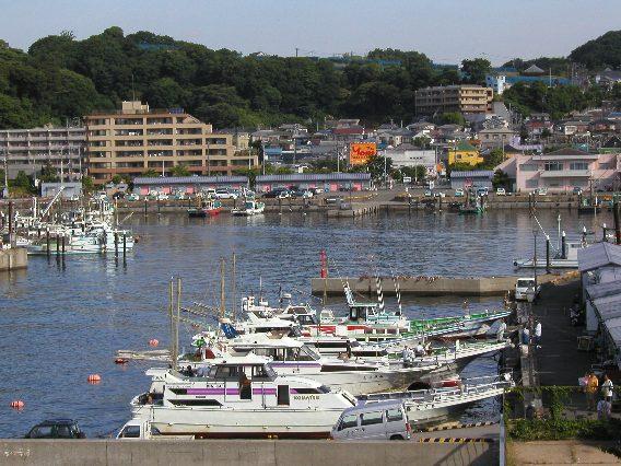 金沢区・柴漁港です | あっしだ...