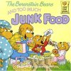 bear too much junk food