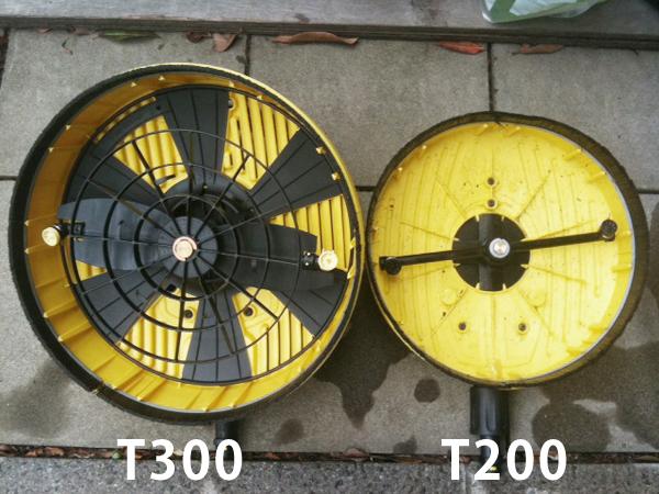テラスクリーナーT300/T200