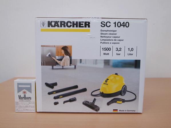 ケルヒャースチームクリーナーSC1040