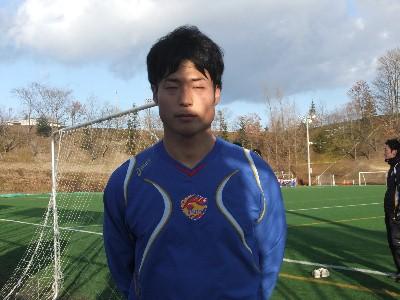 GK 川俣 慎一郎選手!! | JOH p...