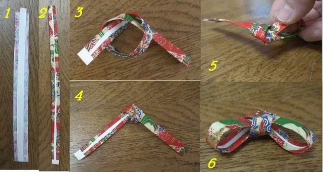 折り紙の 折り紙のリボンの折り方 : ... 折り方 リンク集 - NAVER まとめ